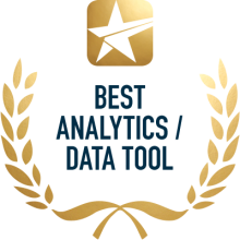 Nominate Best Analytics/Data Tool