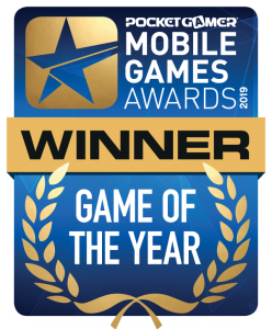 The winners of 2019 – Mobile Games Awards